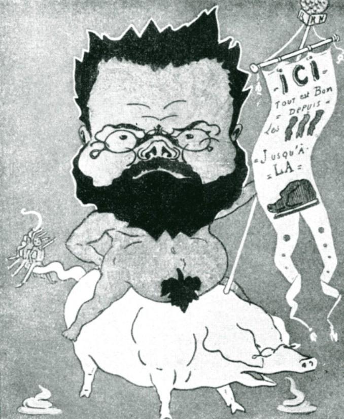 Image - La Haute-Ecole de M. Emile Zola