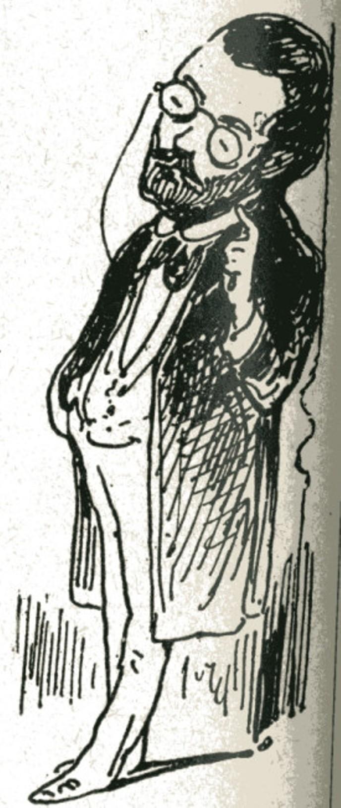 """Image - Monsieur Zola rêvant un musée où les personnages de <em>Pot-Bouille</em> seraient représentés au naturel (in naturalibus)."""" /></a></p> </div><h3>Commentaires</h3><p>Cette caricature est une vignette de Stop destinée à illustrer une série sur le Musée Grévin parue dans <em>Le Journal Amusant</em>.</p><h3>Auteur</h3><p>Stop (Louis Morel-Retz) (1825-1899)</p><h3>Date</h3><p>1er juillet 1882</p><h3>Origine</h3><p><em>Le Journal amusant</em>, 1er juillet 1882</p><h3>Mots-clés</h3><ul class="""