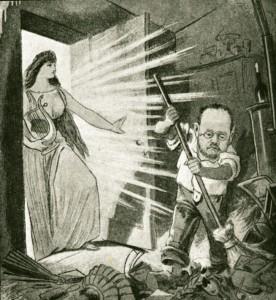 caricature 950 Le Rêve Graetz