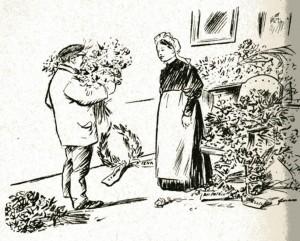 caricature 979 La Débâcle Forain