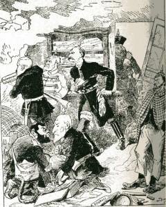 caricature 982 Affaire Dreyfus Bobb_0