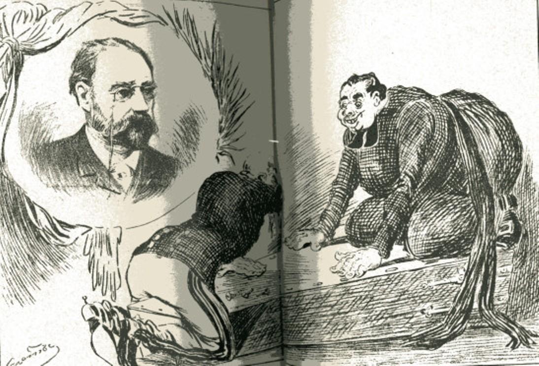Image - La mort d'Emile Zola