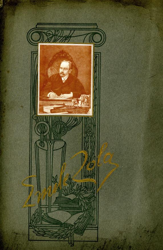 Image - Emile Zola à son bureau