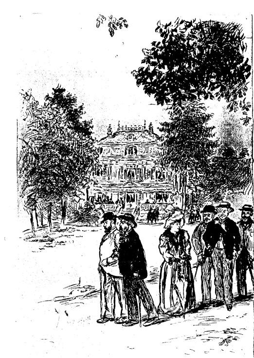 Image - Chez Daudet, à Champrosay