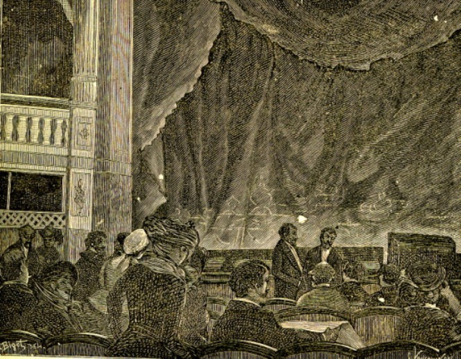 Image - Salle du théâtre des Variétés