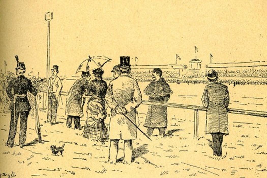 Image - L'Hippodrome de Longchamp