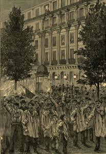 illustration 442 Nana par Fouché