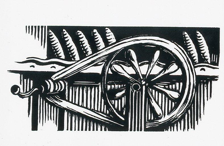 Image - Le rouet et ses écheveaux