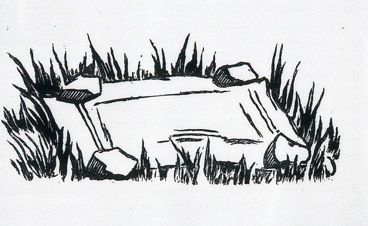 Image - Le drap étendu