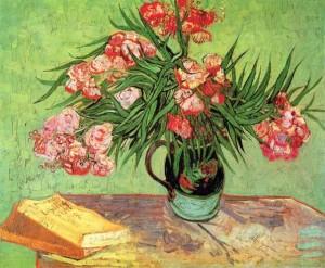 peinture 535 Les Oléandres Van Gogh