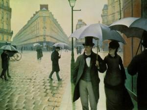 peinture 559 Rue de Paris Caillebotte_0