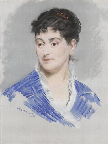 Image - Portrait de Madame Zola
