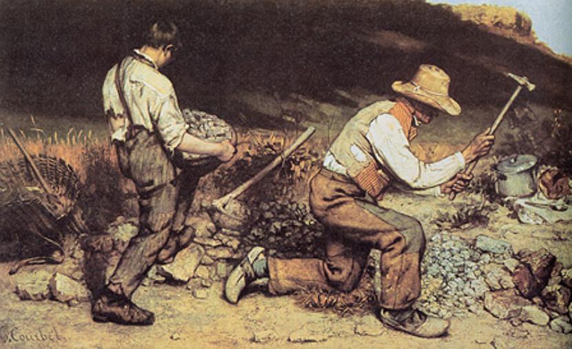 Image - Les casseurs de pierres