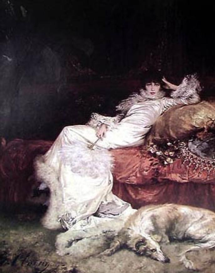 Image - Sarah Bernhardt