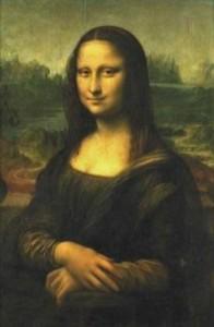 peinture 677 La Joconde Léonard de Vinci