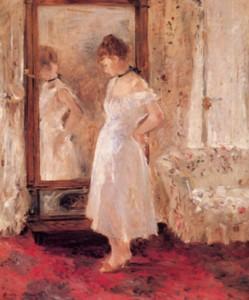peinture 697 Psyché Morisot