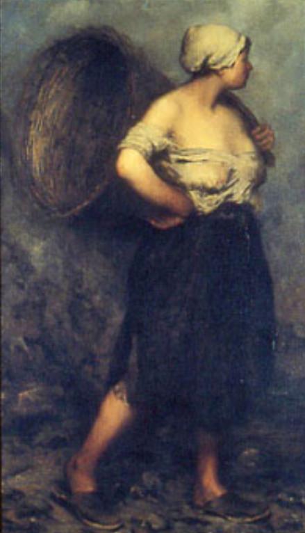 Image - Femme du Pollet à Dieppe
