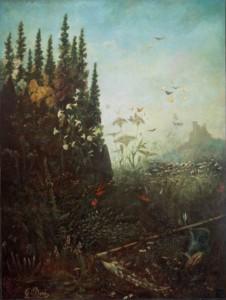 peinture 703 Doré