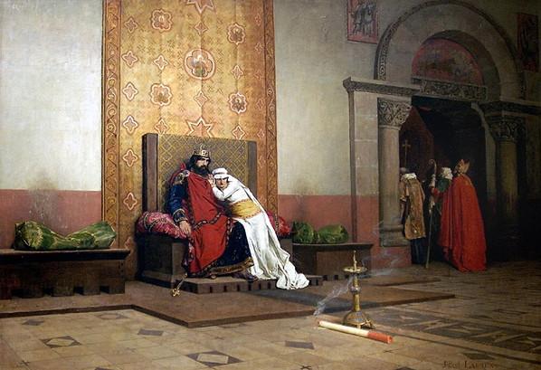 Image - L'Excommunication de Robert le Pieux