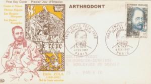 philatélie 183 février 1967