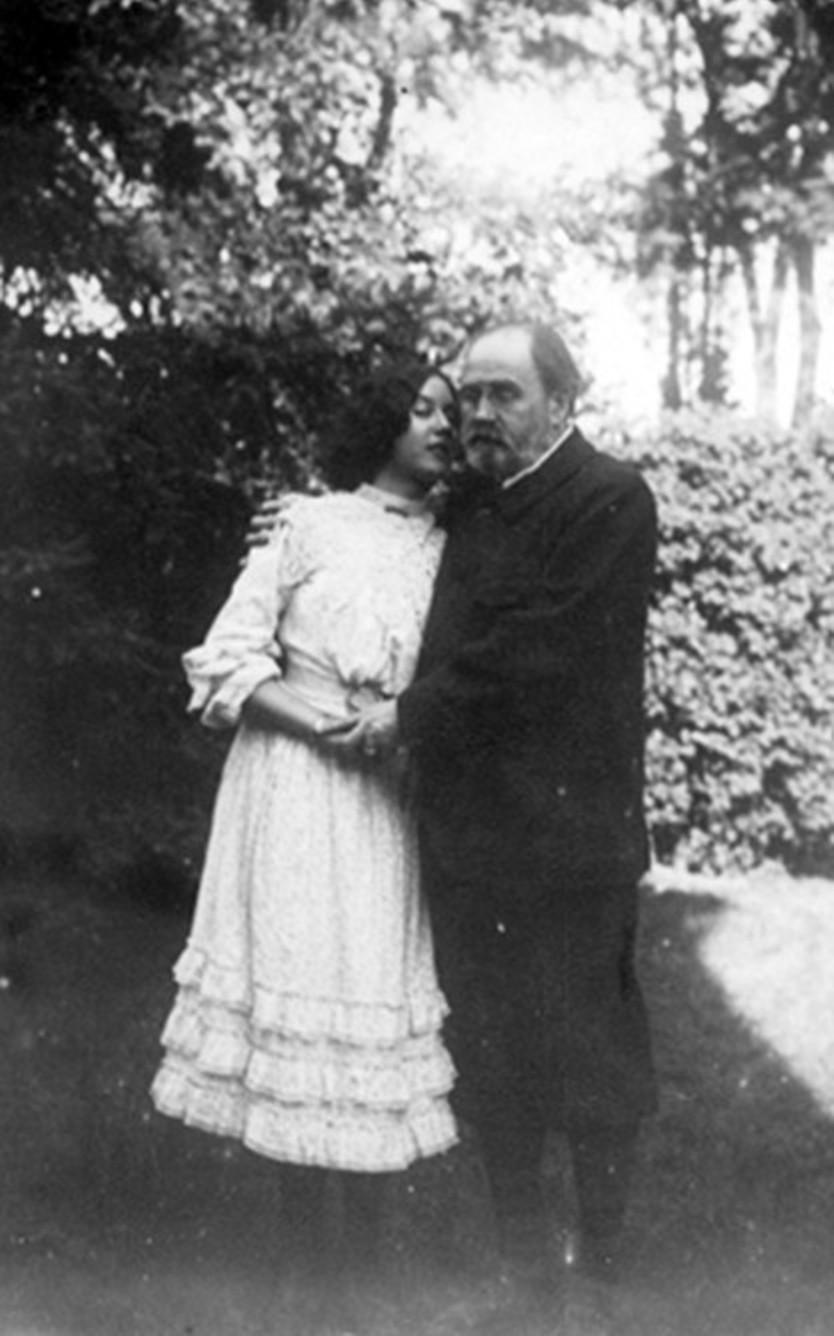 Image - Emile Zola et Denise