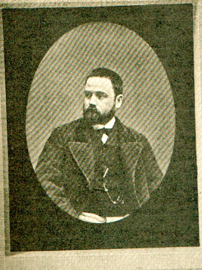 Image - Emile Zola en 1876