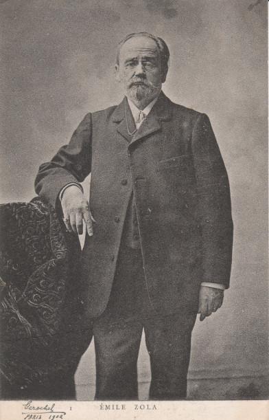 Image - Emile Zola par Gerschel, n°1