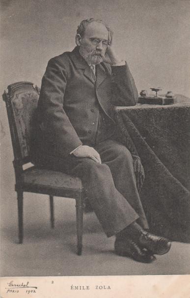 Image - Emile Zola par Gerschel, n°2