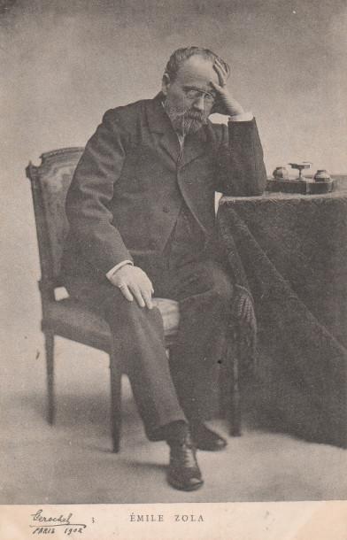 Image - Emile Zola par Gerschel, n°3