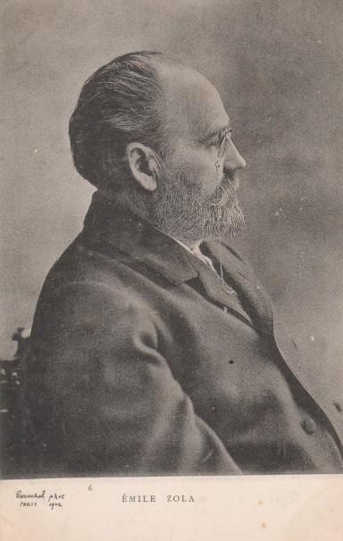Image - Emile Zola par Gerschel, n°6