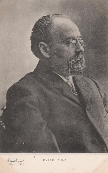 Image - Emile Zola par Gerschel, n°7