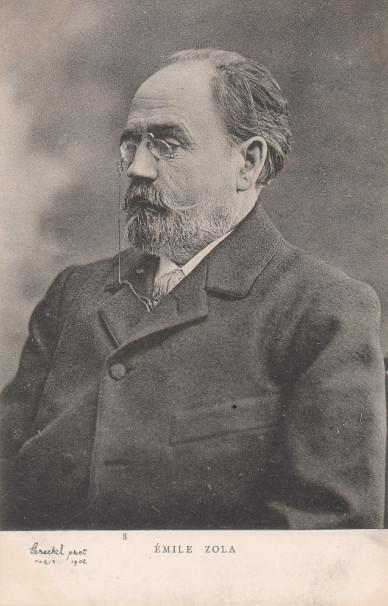 Image - Emile Zola par Gerschel, n°8