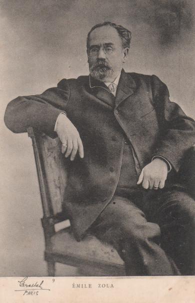 Image - Emile Zola par Gerschel, n°9