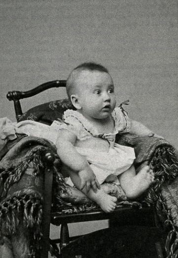Image - Jacques à l'âge de six mois