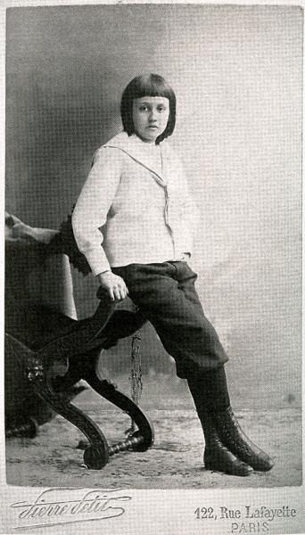 Image - Jacques à l'âge de dix ans
