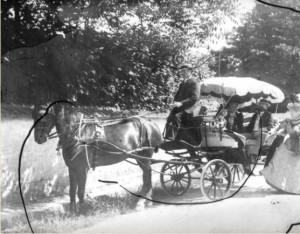photographie 261 Arrivée des Bruneau à Médan par Zola