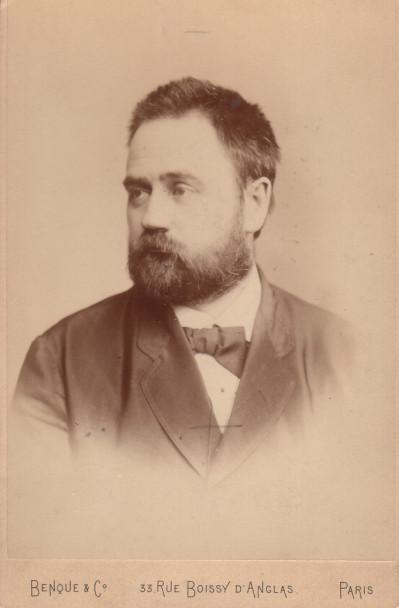 Image - Emile Zola à 40 ans