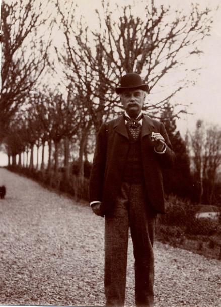 Image - Georges Charpentier à Médan