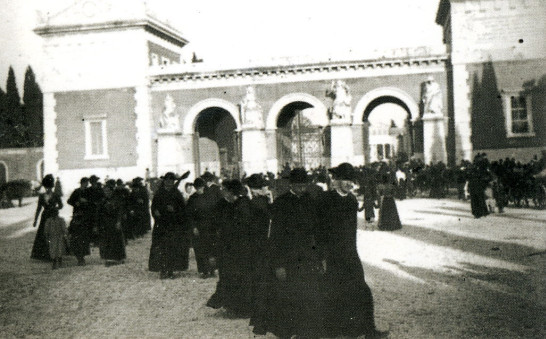 Image - Elèves d'un collège salésien, à Rome