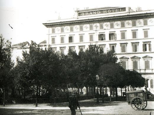 Image - Le Grand Hôtel, à Rome