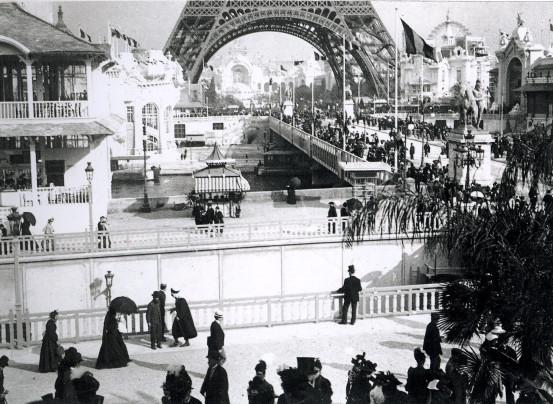 Image - Le pont d'Iena