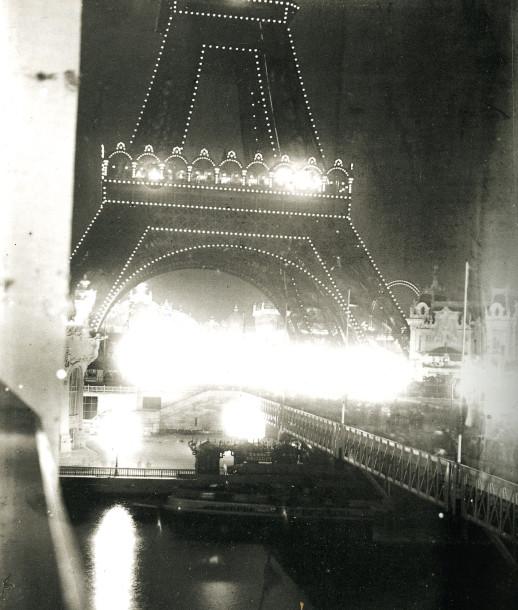 Image - La tour Eiffel de nuit