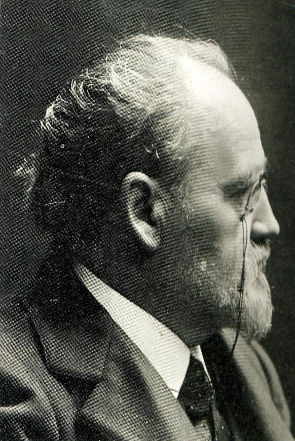Image - Emile Zola de profil