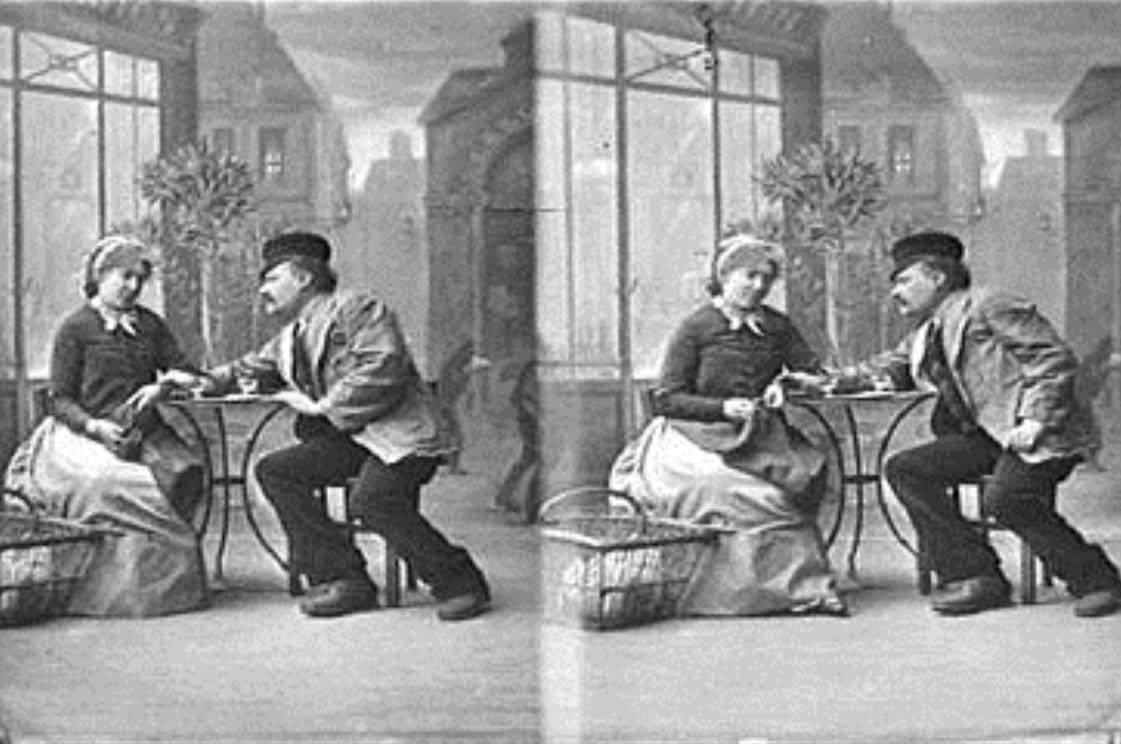 Image - Gil Naza (Coupeau) et Hélène Petit (Gervaise)