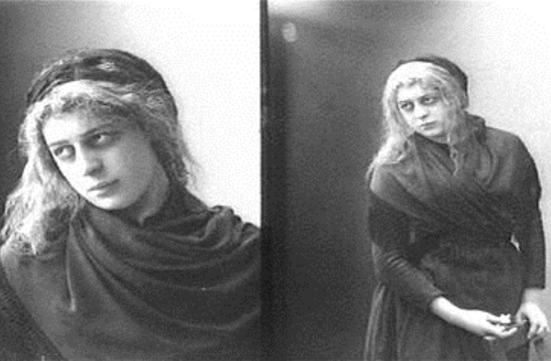 Image - Caristie Martel dans le rôle de Gervaise au théâtre du Châtelet