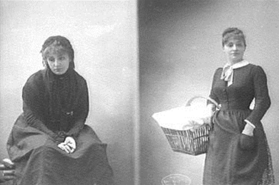 Image - Jane Meloy dans <em>L'Assommoir</em> au Châtelet, 1886″ /></a></p> </div><h3>Commentaires</h3><p><em>L'Assommoir (</em>1877) est adapté au théâtre par William Busnach. Ce drame en 5 acte et 9 tableaux, créé au Théâtre de l'Ambigu le 18 janvier 1879, rencontre un vif succès. 250 représentations sont données à Paris, suivies d'une tournée en province.La pièce est reprise en juin 1885, au théâtre du Châtelet puis en février 1886, date à laquelle est prise cette photographie de Jane Meloy dans le rôle de Gervaise.</p><h3>Auteur</h3><p>Atelier Nadar</p><h3>Date</h3><p>Février 1886</p><h3>Mots-clés</h3><ul class=