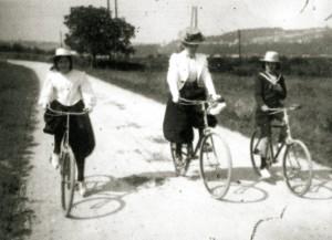 photographie 781 A vélo par Zola