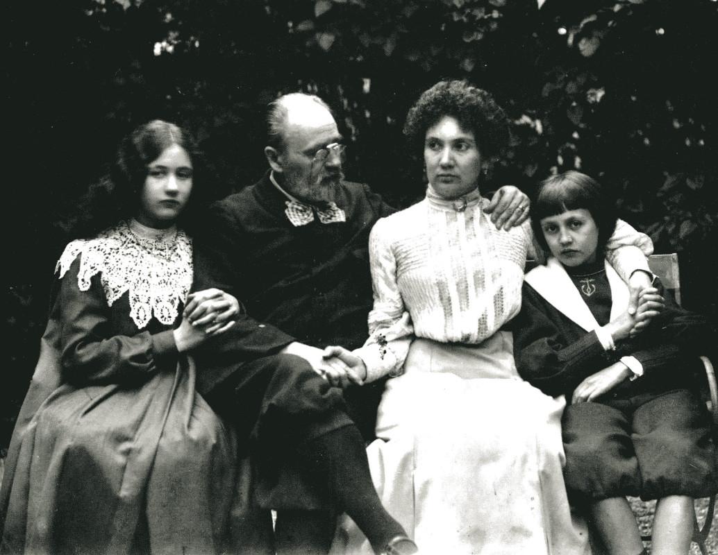 Image - Zola, Jeanne et les enfants