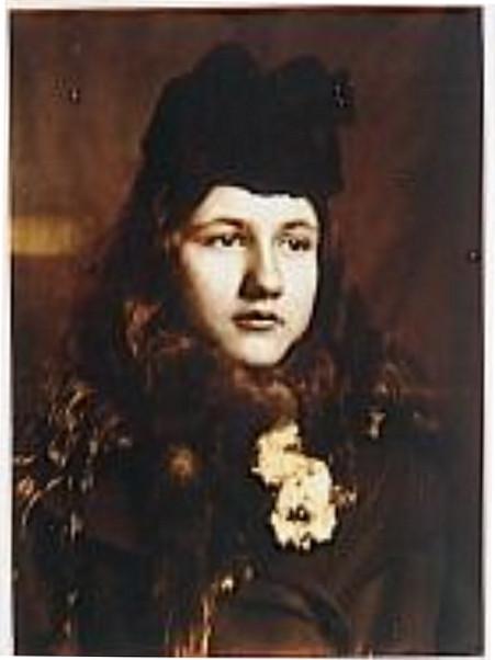 Image - Denise au chapeau et au cache-nez