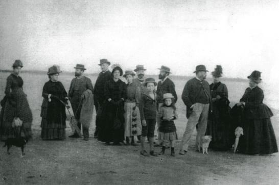 Image - Promenade sur la Grande Conche, à Royan